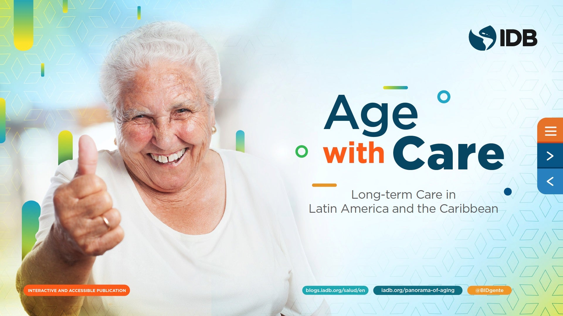 Age With Care Long Term Care In Latin America And The Caribbean